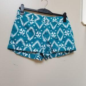 Women's Banana Republic Ryan Fit Shorts Size 8